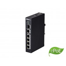 Dahua 4 port EPOE & Hi-POE switch PFL2106-4ET-96